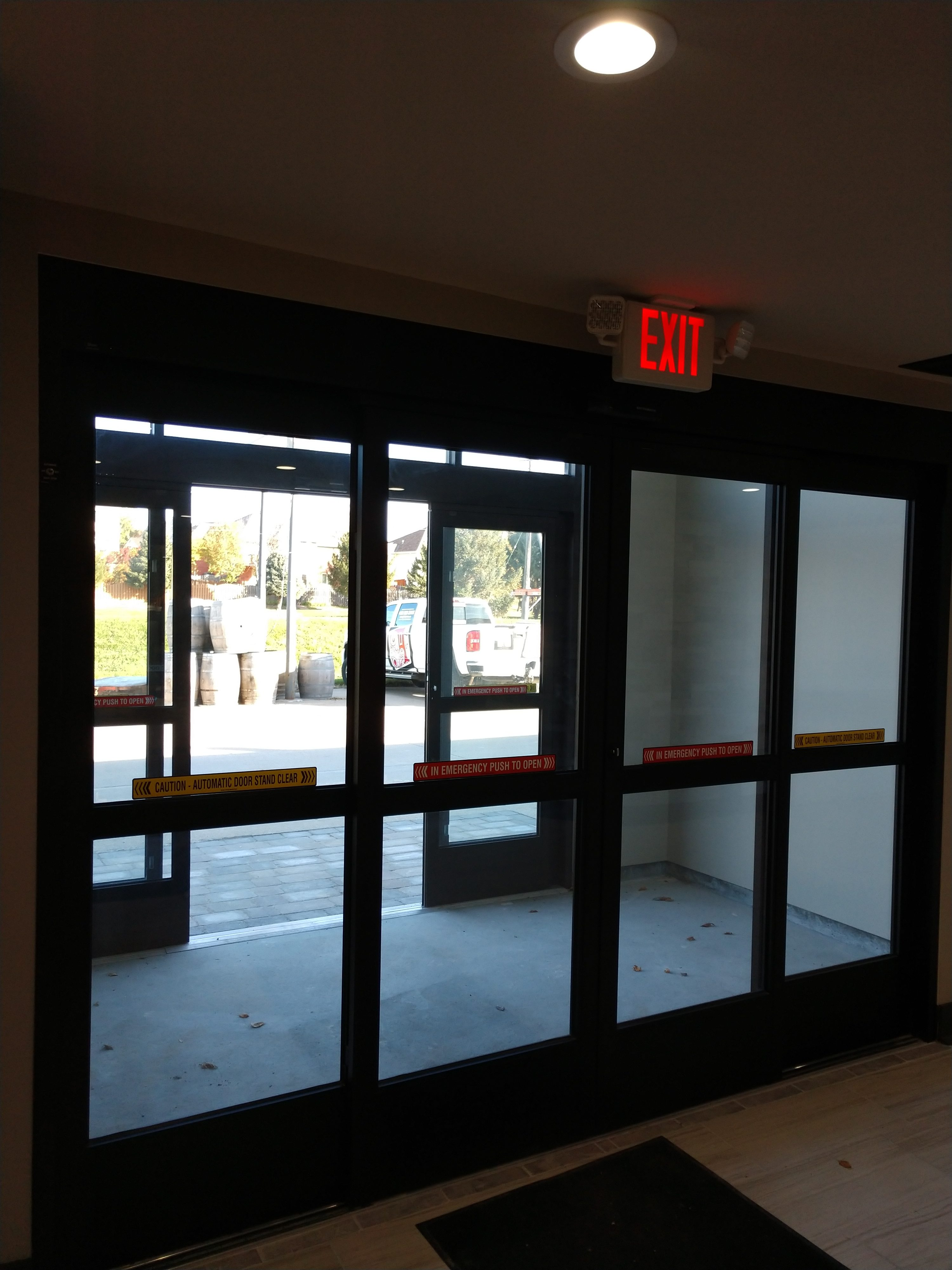 All About Doors Specializing In Automatic Doors Hollow